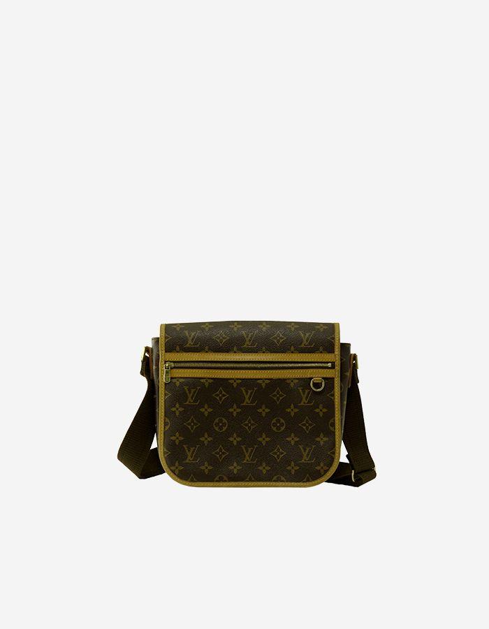 25899f93c072 Rent Louis Vuitton Monogram Bosphore PM Messenger Bag