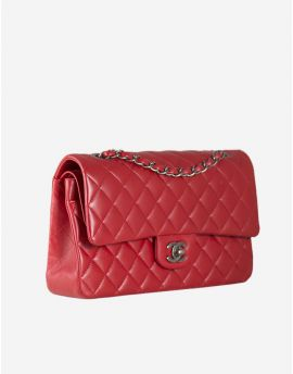 a3edf19be29c9c Classic handbag red w/ ruthenium Classic handbag red w/ ruthenium