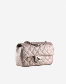 c7a3e19c8beee6 Rent Chanel Mademoiselle Vintage Small Flap Bag in Soft Beige ...