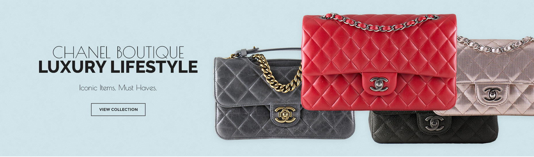 Shop the Chanel Boutique
